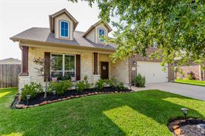Houston Home at 15003 Jenista Lane Cypress , TX , 77429-6227 For Sale