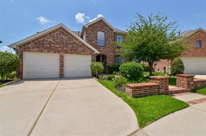 Houston Home at 17247 Red Oak Bend Drive Cypress , TX , 77433-2784 For Sale
