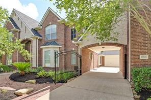 Houston Home at 13806 Riverton Manor Court Cypress , TX , 77429-8164 For Sale