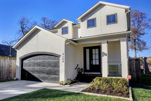 Houston Home at 4204 Marina Street Houston , TX , 77007-2317 For Sale
