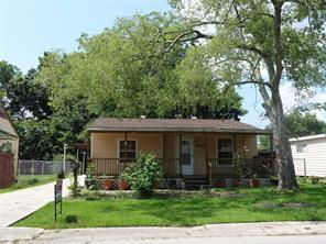 Houston Home at 10238 Flaxman Street Houston , TX , 77029-2708 For Sale