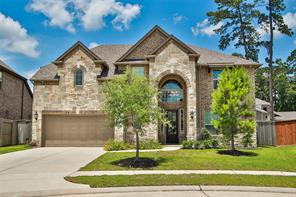 Houston Home at 24607 Kaleb Pines Court Spring , TX , 77389-1705 For Sale
