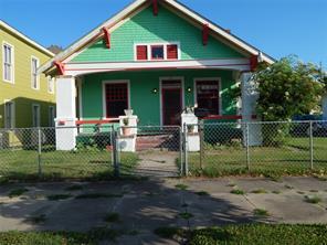Houston Home at 3811 Avenue M Galveston , TX , 77550-3917 For Sale