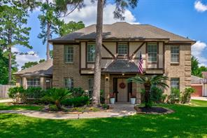 Houston Home at 7727 12th Fairway Lane Humble , TX , 77346-2117 For Sale