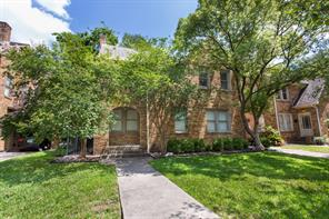 Houston Home at 1818 Marshall Street 2 Houston , TX , 77098-2682 For Sale