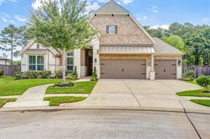 Houston Home at 25503 Kearsley Drive Katy , TX , 77494-1769 For Sale