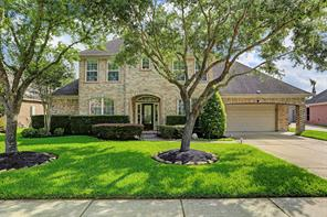 Houston Home at 1173 Rustling Wind Lane League City , TX , 77573 For Sale