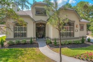Houston Home at 26 Bentgrass Place The Woodlands , TX , 77381-6122 For Sale