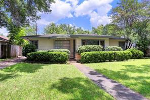 Houston Home at 3314 Westridge Street Houston , TX , 77025-4526 For Sale