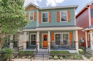 Houston Home at 1104 W 18th Street A Houston , TX , 77008-3599 For Sale