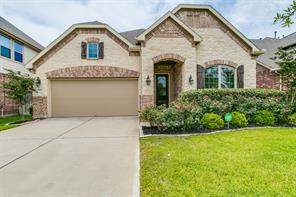 Houston Home at 19823 Mariah Rose Court Cypress , TX , 77433-4149 For Sale