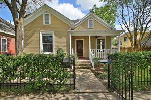 Houston Home at 611 W 16th Street Houston , TX , 77008-3603 For Sale