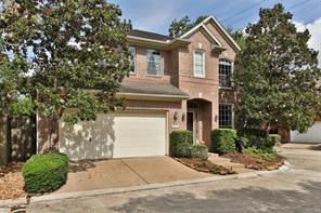 Houston Home at 4122 Northampton Place Houston , TX , 77098-5246 For Sale