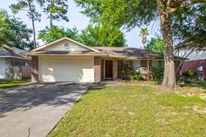 Houston Home at 2235 Pine Cone Drive Kingwood , TX , 77339-4627 For Sale