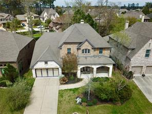 Houston Home at 70 S Almondell Circle The Woodlands , TX , 77354 For Sale