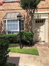 Houston Home at 600 Wilcrest Drive 66 Houston , TX , 77042-1043 For Sale