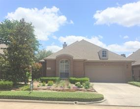 Houston Home at 13803 Aspen Cove Drive Houston , TX , 77077-1520 For Sale