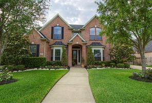 Houston Home at 5827 Calico Crossing Lane Katy , TX , 77450-3515 For Sale