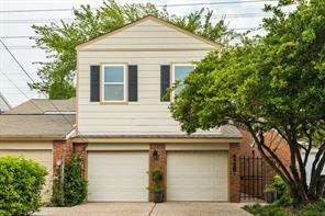 Houston Home at 4126 Childress Street Houston , TX , 77005-1012 For Sale