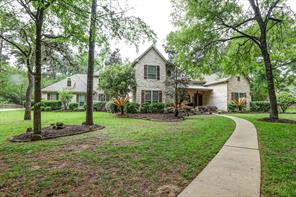 Houston Home at 36323 Quiet Forest Magnolia , TX , 77355-6630 For Sale