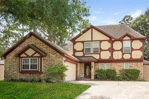 Houston Home at 19819 Oak Branch Court Humble , TX , 77346-1255 For Sale