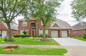 Houston Home at 12307 Shadow Cove Drive Houston , TX , 77082-2513 For Sale