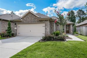 Houston Home at 142 Elderberry Trail Montgomery , TX , 77316-1489 For Sale