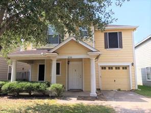 Houston Home at 8130 Villandry Lane Humble , TX , 77338-6610 For Sale