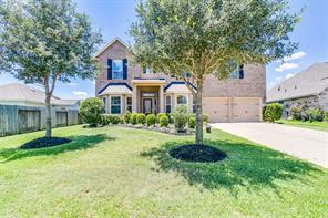 Houston Home at 17807 Quiet Loch Lane Houston                           , TX                           , 77084 For Sale