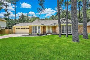 Houston Home at 18119 Fireside Drive Spring , TX , 77379-8011 For Sale