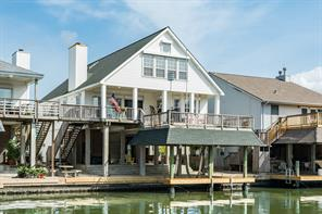 Houston Home at 226 Isles End Road Tiki Island , TX , 77554-6144 For Sale