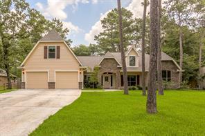 Houston Home at 22810 Bramblevine Drive Magnolia , TX , 77355-6211 For Sale