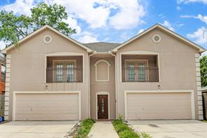 Houston Home at 3228 Calumet Street Houston , TX , 77004-7824 For Sale