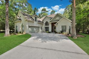 Houston Home at 2311 Muleshoe Drive Conroe , TX , 77384-3355 For Sale