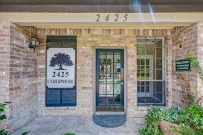 Houston Home at 2425 Underwood Street 353 Houston , TX , 77030-3530 For Sale