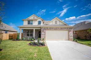 Houston Home at 17510 Field Row Trail Hockley , TX , 77447 For Sale