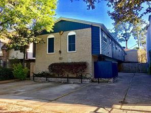 Houston Home at 1855 Portsmouth Street 6 Houston , TX , 77098-4309 For Sale