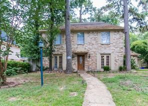 Houston Home at 16910 Summit Oaks Lane Spring , TX , 77379-4535 For Sale