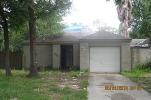 Houston Home at 11903 Greencanyon Drive Houston , TX , 77044-5186 For Sale