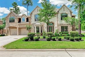 Houston Home at 7 Hawksbill Place Spring , TX , 77382-1084 For Sale
