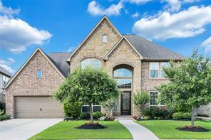 Houston Home at 27611 Merchant Hills Lane Katy , TX , 77494-2743 For Sale