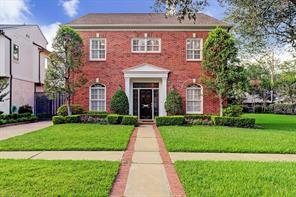 Houston Home at 4130 Tennyson Street West University Place , TX , 77005-2750 For Sale
