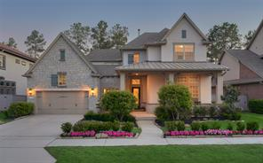 Houston Home at 15 Liberty Branch Boulevard The Woodlands , TX , 77389 For Sale