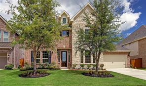 Houston Home at 23426 Sandrigo Street Richmond , TX , 77406 For Sale