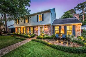 Houston Home at 402 Hickory Post Lane Houston , TX , 77079-7409 For Sale
