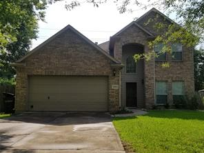 Houston Home at 16814 S Lighthouse Drive Crosby , TX , 77532-4531 For Sale