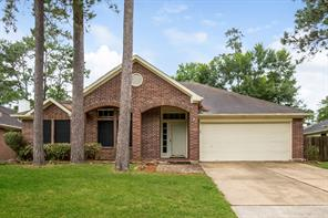 Houston Home at 3727 Liles Lane Humble , TX , 77396-4086 For Sale