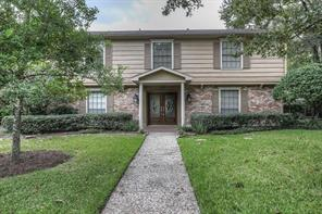 Houston Home at 527 Briar Knoll Drive Houston , TX , 77079-6347 For Sale