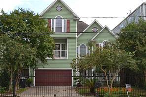 Houston Home at 1006 Herkimer Street Houston , TX , 77008-6744 For Sale
