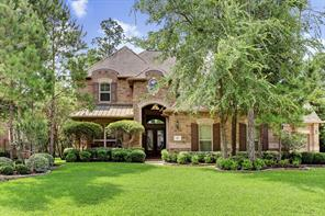 Houston Home at 67 Player Oaks Place Spring , TX , 77382-2100 For Sale